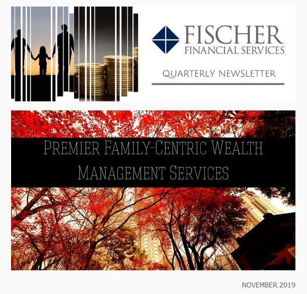 Fischer Financial Services newsletter
