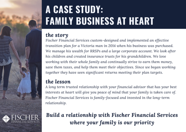 Fischer Financial Case Study Family Business